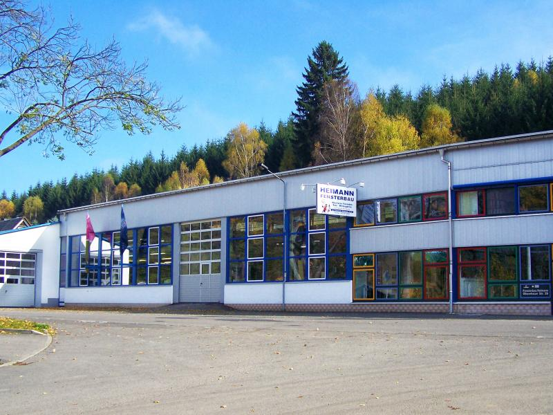 Heimann Fensterbau in Dittersbach