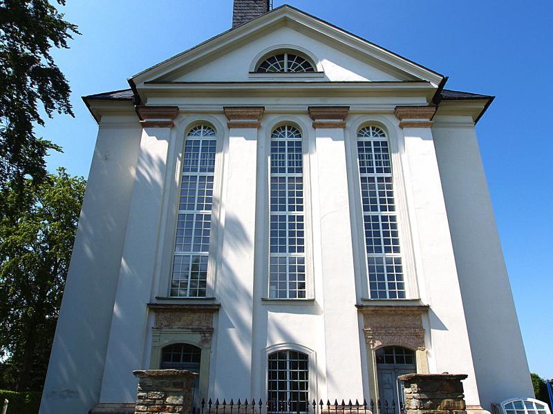 Kirche Mildenau, Urheber: Hueck